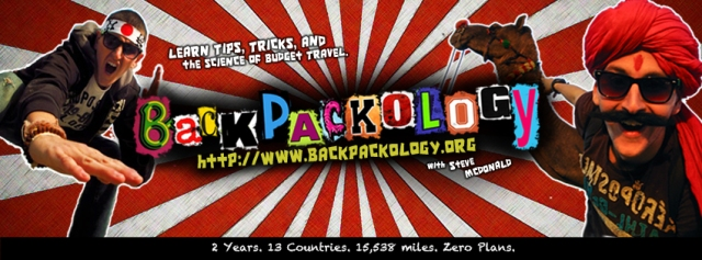 Backpackology Cover